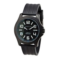 Men's Momentum Watch Cobalt V Rubber Black/Black Rib Rubber