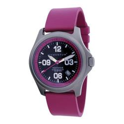 Women's Momentum Watch Heatwave Fuchsia/Fuchsia Goma Rubber