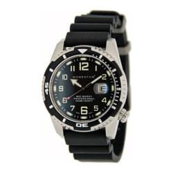 Men's Momentum Watch M50 Mark II Black/Black Rubber