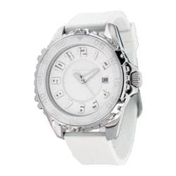 Women's Momentum Watch Narwhal White/White Ultra White Rubber