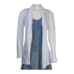 Women's Ojai Clothing Slub Wrap White