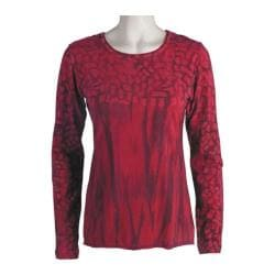 Women's Ojai Clothing Soul Top Earth Red