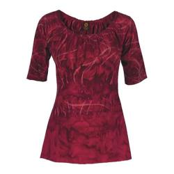 Women's Ojai Clothing Soule Top Cherry Jubilee