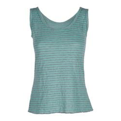 Women's Ojai Clothing Topa Tank Patina/Heather Gray