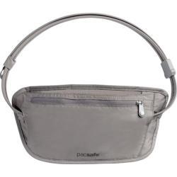 Pacsafe Coversafe 100 Travel Waist Wallet Neutral Grey