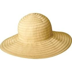 Women's Pantropic Blue Bell Sunhat Natural