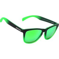 Peppers Breakers Matte Black/Green/Brown/Emerald Green Mirror
