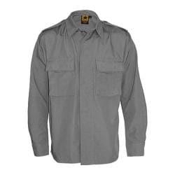 Men's Propper BDU 2-Pocket Shirt Long Sleeve 65P/35C Grey