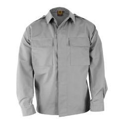 Men's Propper BDU 2-Pocket Shirt Long Sleeve 65P/35C Long Grey