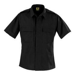 Propper BDU 2-Pocket Shirt Short Sleeve Long Black