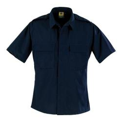 Propper BDU 2-Pocket Shirt Short Sleeve Long Dark Navy