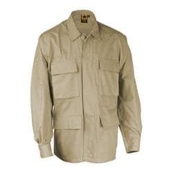 Men's Propper BDU 4-Pocket Coat Cotton Khaki