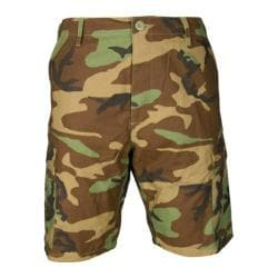 Propper BDU Short (Zipper Fly) 100pct Cotton Woodland Camo