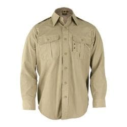 Propper Tactical Dress Shirt Long Sleeve 65P/35C Long Khaki