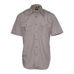 Propper Tactical Dress Shirt Short Sleeve 65P/35C Grey