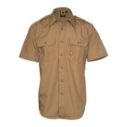 Propper Tactical Dress Shirt Short Sleeve 65P/35C Khaki