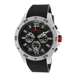 Men's Red Line RL-60029 Black Rubber/Black