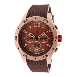 Men's Red Line RL-60033 Brown Rubber/Brown
