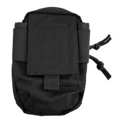 Red Rock Outdoor Gear Molle Media Pouch (2 Pack) Black