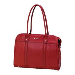 Women's Ricardo Beverly Hills 17in Business Tote Red