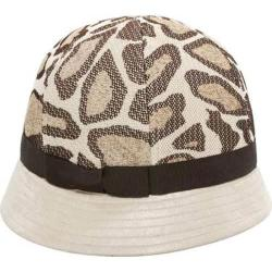Women's San Diego Hat Company Animal Cloche CTH3640 Camel