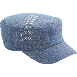 Boys' San Diego Hat Company Cadet CTK3228 Blue