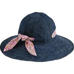 Girls' San Diego Hat Company Denim Floppy CTK3214 Denim