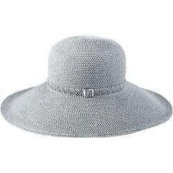 Women's San Diego Hat Company Floppy UBL4136 Silver