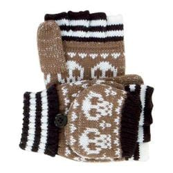 Children's San Diego Hat Company Over Gloves KNK3276 Grey