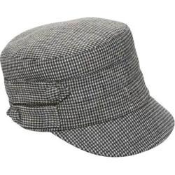 Women's San Diego Hat Company Up-Cycled Side Tab Cadet ECO1060 Grey