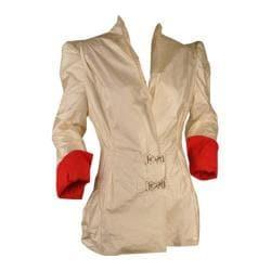 Women's Saryan's Arthur Silk Jacket Cream