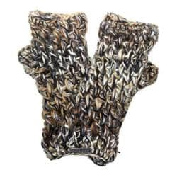 Women's Screamer Becki Gloves Black/Charcoal/Tan