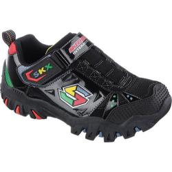 Boys' Skechers Damager Game Kicks Black/Multi