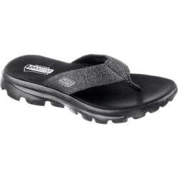 Women's Skechers GOwalk Move Solstice Black