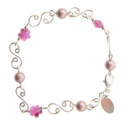 Girls' Snooty Jewelry B6F Fuchsia