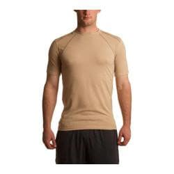 Men's tasc Performance Hybrid Fitted SS Desert Sand