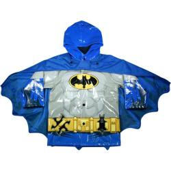 Boys' Western Chief Batman Raincoat Black