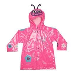 Girls' Western Chief Butterfly Raincoat Purple