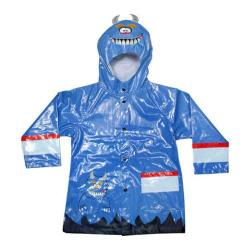 Boys' Western Chief Monster Raincoat Blue