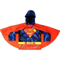 Boys' Western Chief Superman Forever Raincoat Blue