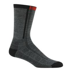 Men's Wigwam Rebel Fusion Crew II Charcoal 14597400