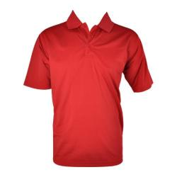 Men's Willow Pointe Performance Polo Shirt Red