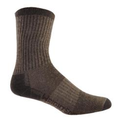 Wrightsock DL Merino Stride Crew (2 Pairs) Timber