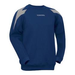 Boys' Diadora Chevron Crew Sweatshirt Navy