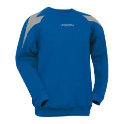 Boys' Diadora Chevron Crew Sweatshirt Royal