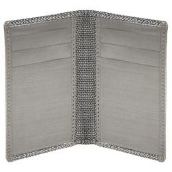Stewart Stand Driving Wallet Silver