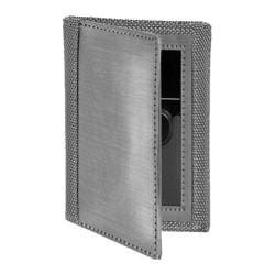 Stewart Stand Gusset Driving Wallet (ID) Silver