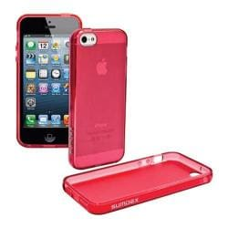Sumdex Color Shades Frost iPhone 5/5S Cover Coral