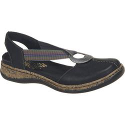 Women's Rieker-Antistress Daisy 62 Black
