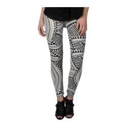 Women's Hailey Jeans Co. Legging-E081925 Black/White